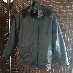 GKS boy winter coat, size 14